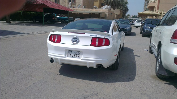 Another Q8Zero 2010 Ford Mustang post... - 16240576