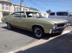 Skylark Mike 1968 Buick Gran Sport Specs Photos