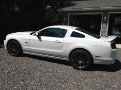 five-ohh 2014 Ford Mustang