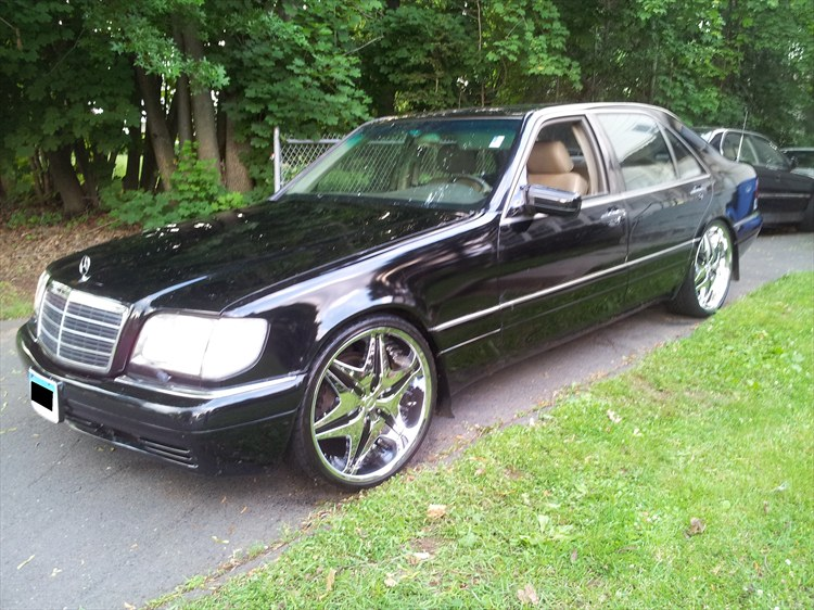 Arcoley 39 s 1996 mercedes benz s class in new haven ct for Mercedes benz new haven