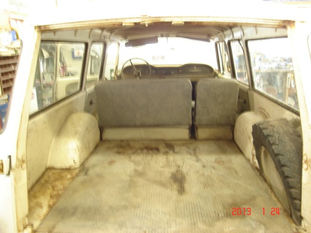 willy2 1965 International Travelall 16090598