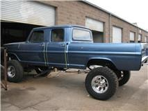 Ford945 1970 Ford F250 Crew Cab 16151511