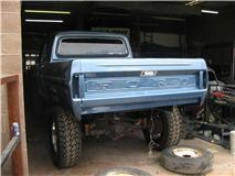 Ford945 1970 Ford F250 Crew Cab 16151502