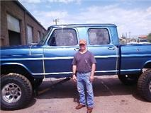 Ford945 1970 Ford F250 Crew Cab