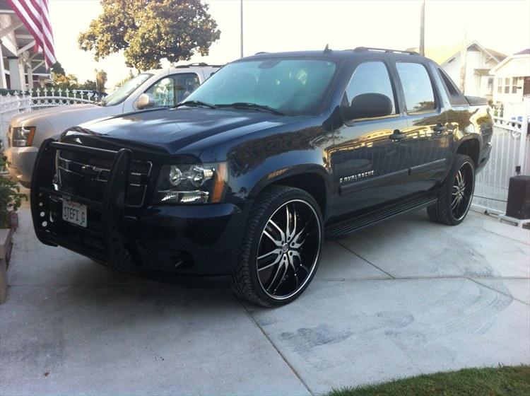 Another stephygee 2007 Chevrolet Avalanche post... - 16321513