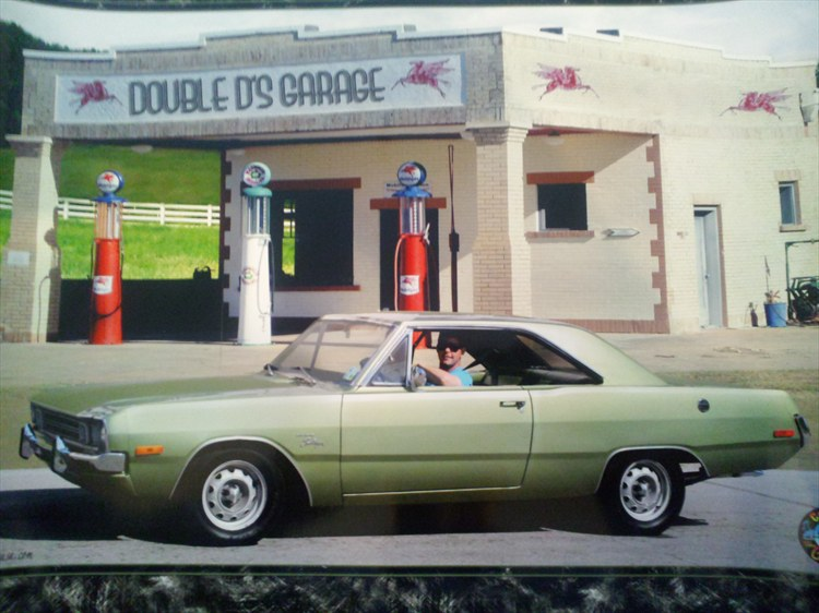 dparish72dart's 1972 Dodge Dart