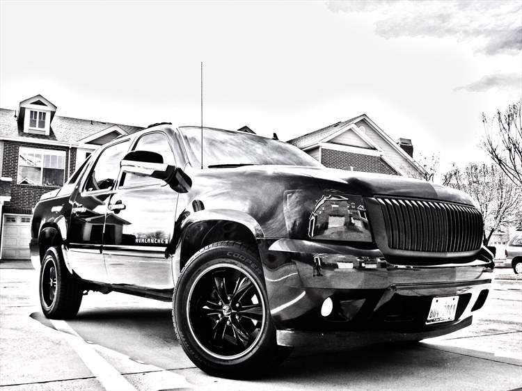 Five-Point-Three 2007 Chevrolet Avalanche 1500