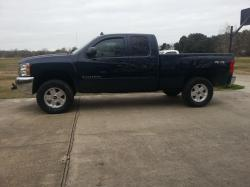 Judice337 2012 Chevrolet 1500 Extended Cab