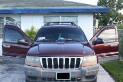 MuggaDawg23 1999 Jeep Grand Cherokee