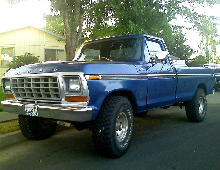 Motox166 1979 Ford F150 Regular Cab Specs Photos