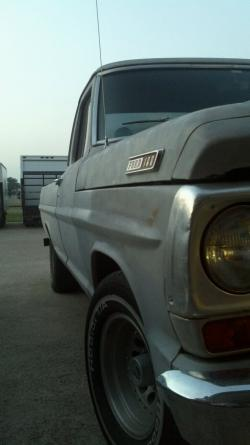 Thomas-Ford 1967 Ford C-Cab
