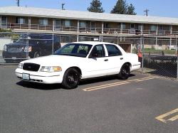 perfordmance 1998 Ford Crown Victoria
