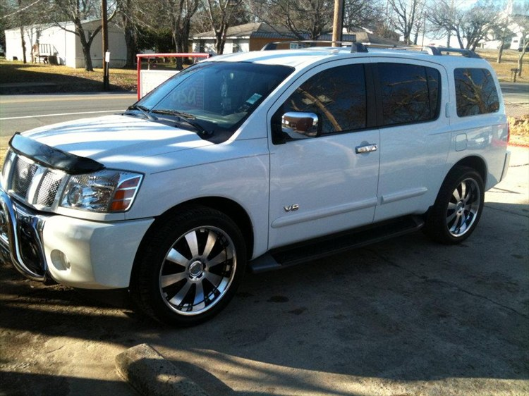 bryansalcedooff 39 s 2005 nissan armada se sport utility 4d in quitman ar. Black Bedroom Furniture Sets. Home Design Ideas