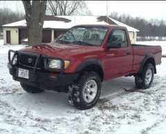 AutomotiveUSAs 2002 Toyota Tacoma Regular Cab