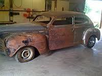 Talalacustoms 1941 Plymouth Deluxe