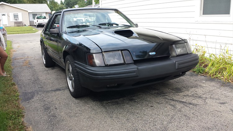 shadez14 1986 Ford Mustang