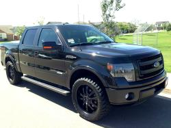 T Rich 2013 Ford F150 SuperCrew Cab
