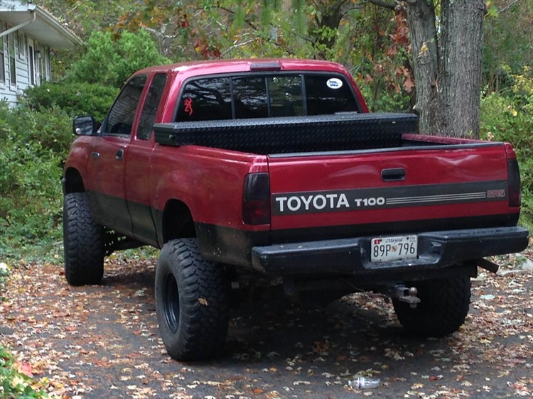 bmadrid13 1996 toyota t100 xtracab specs photos modification info at cardomain. Black Bedroom Furniture Sets. Home Design Ideas
