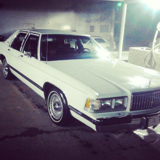 Slick 1 1991 Mercury Grand Marquis Specs Photos Modification