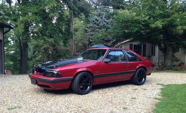 1991 Mustang LX - 16367515