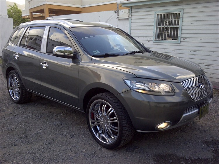 Somdev 2008 Hyundai Santa Fegls Sport Utility 4d Specs Photos Modification Info At Cardomain