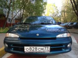Dmitry Biryulyov's 1997 Dodge Intrepid