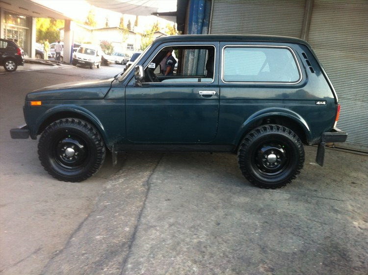 Berkov 2006 Lada Niva Specs Photos Modification Info At