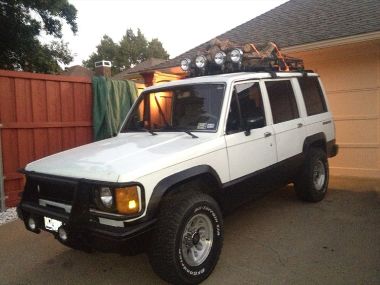 archmckinnon 1989 isuzu trooper ii specs, photos, modification info