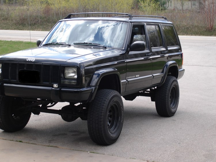 Jeepers 89 1997 Jeep Cherokeecountry Sport Utility 4d