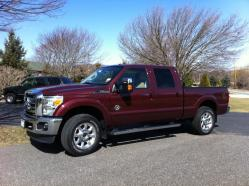 jeff g 2012 Ford F250 Super Duty Crew Cab