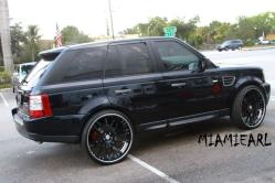 Self Made 2009 Land Rover Range Rover Sport