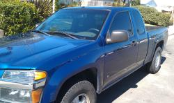 mgiuktei 2006 Chevrolet Colorado Extended Cab