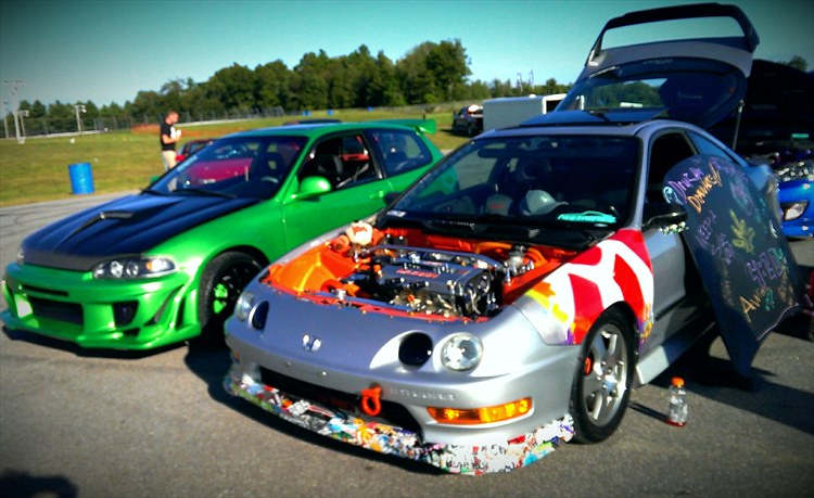 car show, with my bud in teggy - 16359534