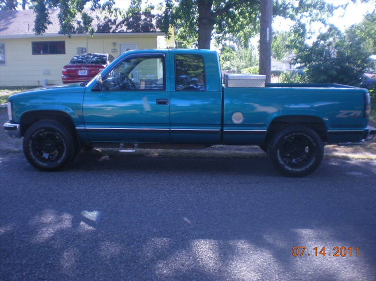 Another kid canadian 1992 Chevrolet C/K Pick-Up post... - 16199538