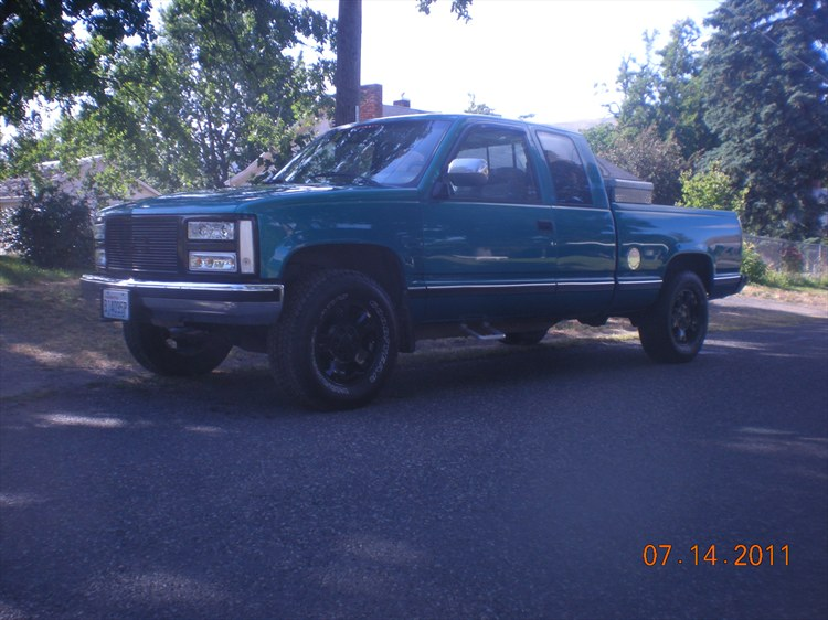 Another kid canadian 1992 Chevrolet C/K Pick-Up post... - 16199548