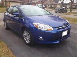 F0CUSIN 2012 Ford Focus