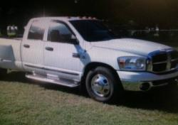 2007 Dodge Ram 3500 Regular Cab