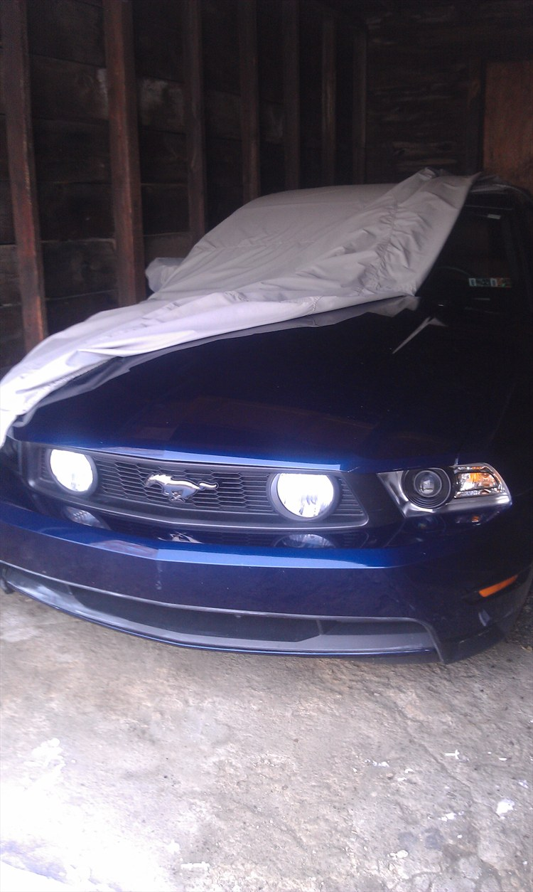Another fadetoblack5 2011 Ford Mustang post... - 16090625