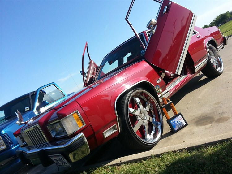 Another WESTSIDE12 1985 Mercury Grand Marquis post... - 16200697