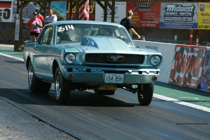 nmra87 1966 Ford Mustang
