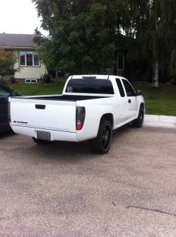 Blew4 2006 Chevrolet Colorado Extended Cab