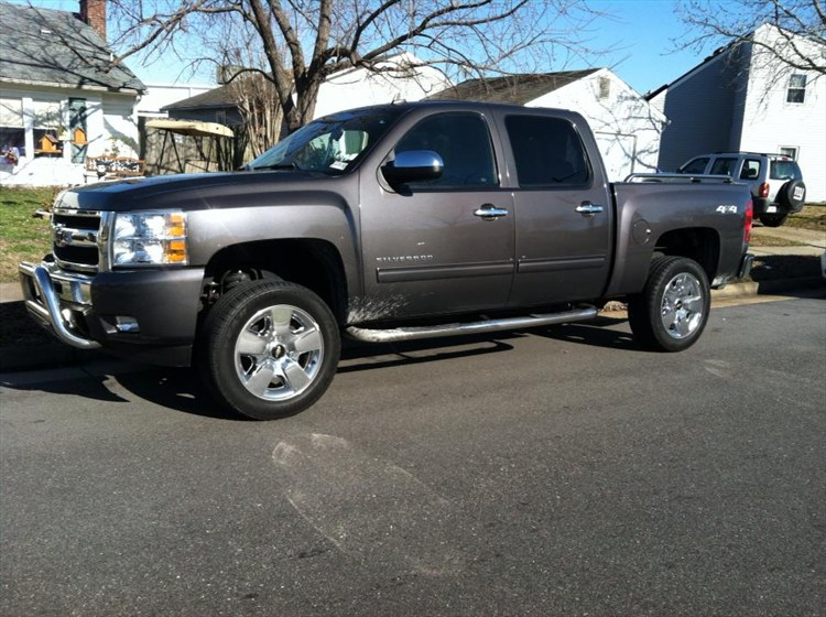 b1gevil 2011 chevrolet silverado 1500 crew cab specs photos modification info at cardomain. Black Bedroom Furniture Sets. Home Design Ideas