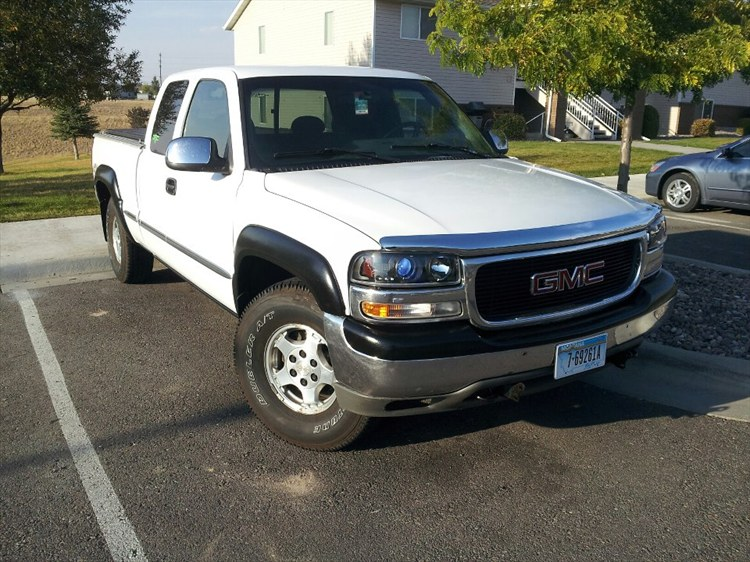 T-10Zr2 1999 GMC Sierra 1500 Extended Cab