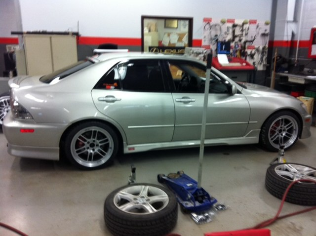 Another FARID_786 2001 Lexus IS post... - 16012637