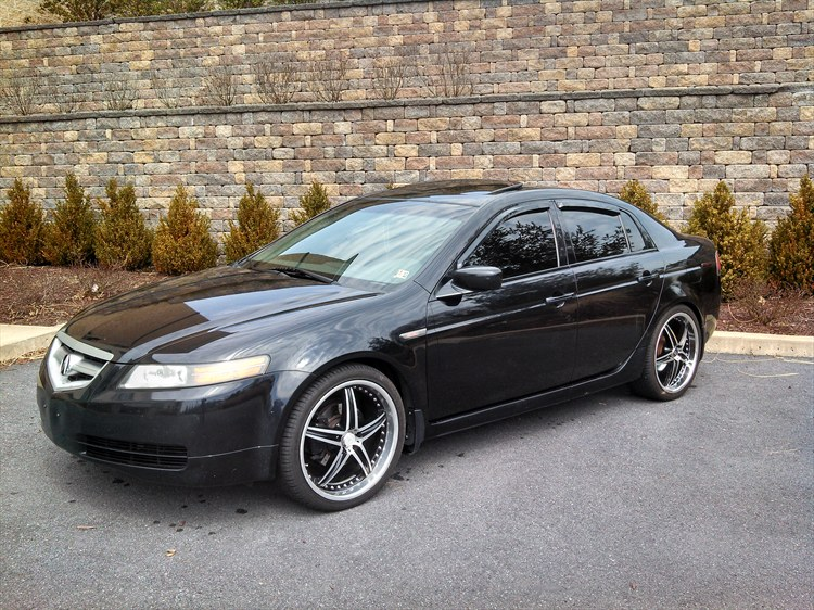 jobhn7 39 s 2005 acura tl sedan 4d in scranton pa. Black Bedroom Furniture Sets. Home Design Ideas