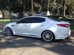 westcoastlov 2013 Kia Optima
