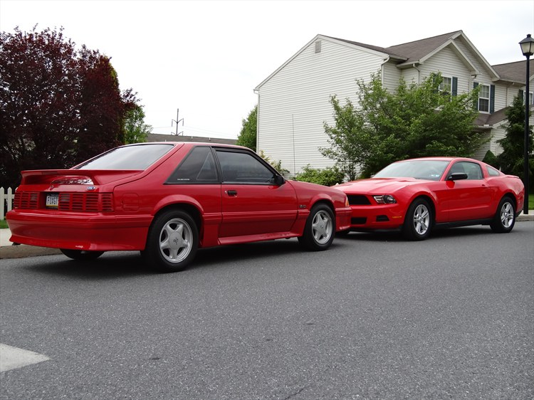 9redfox3 1993 Ford Mustang 16213610