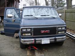 wheels87 1992 GMC Vandura 2500