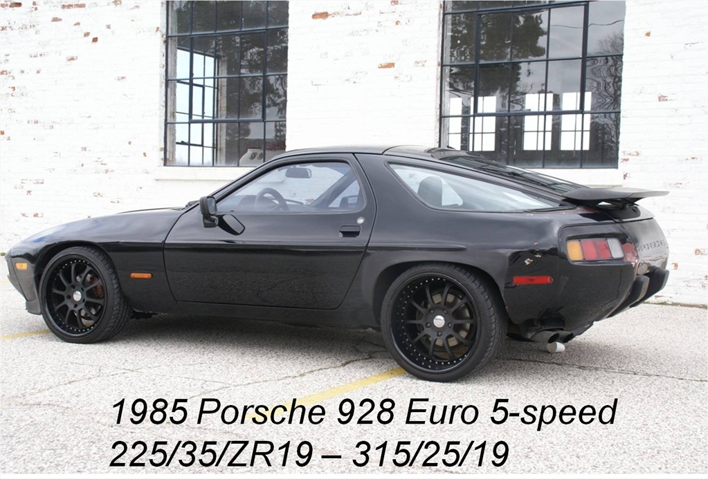 Euro 928 1985 Porsche 928 Specs Photos Modification Info At Cardomain