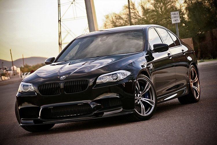 ImpetuousRacer's 2013 BMW M5